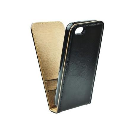 KABURA SLIM PIONOWA LG G4S czarny