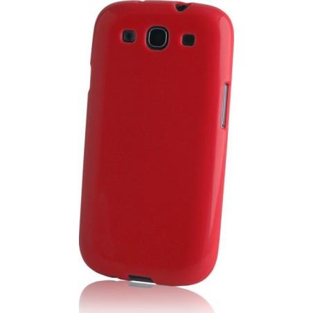 NAKŁADKA ŻEL HTC 825 czerwony
