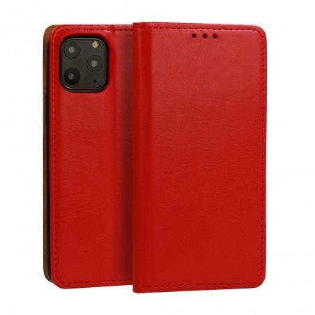 KABURA BOOK SPECIAL SKÓRA SAMSUNG A22 4G czerwona
