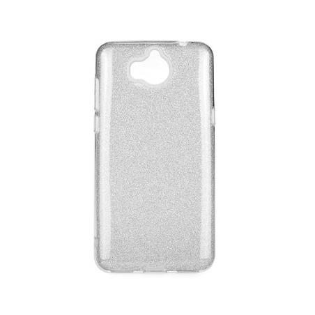 FUTERAŁ SHINING IPHONE 13 (6.1) srebrny