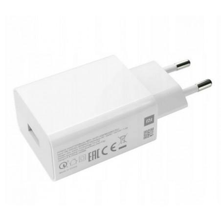 WTYCZKA SIECIOWA USB XIAOMI 18W MDY-10-EF biała