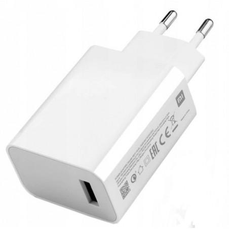 WTYCZKA SIECIOWA USB XIAOMI 27W MDY-10-EL biała